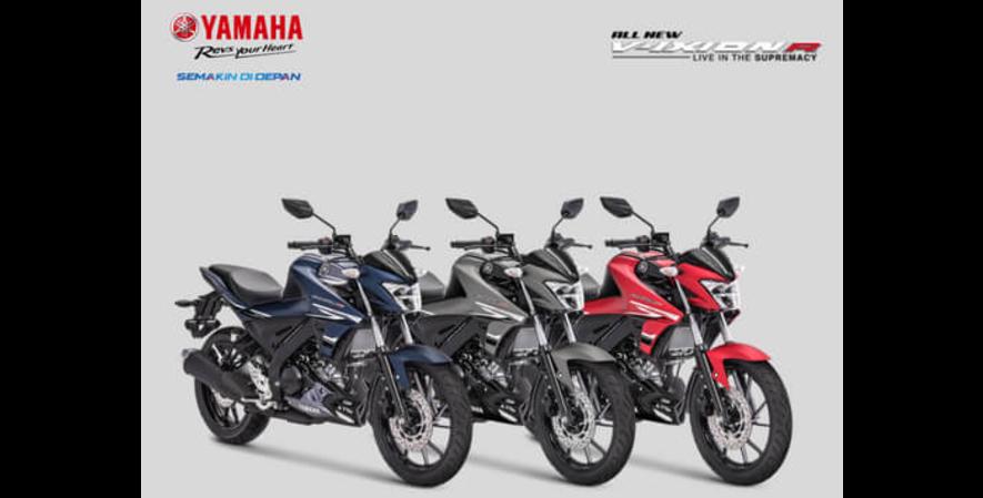 Macam dan jenis motor Yamaha 2021