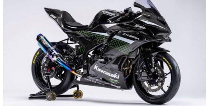 motor Kawasaki 2021