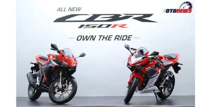 macam dan jenis motor Honda 2021