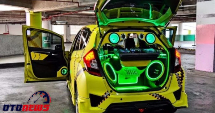 Modifikasi Mobil Ngehits