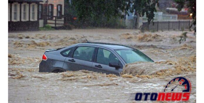 bahaya mobil bekas kebanjiran