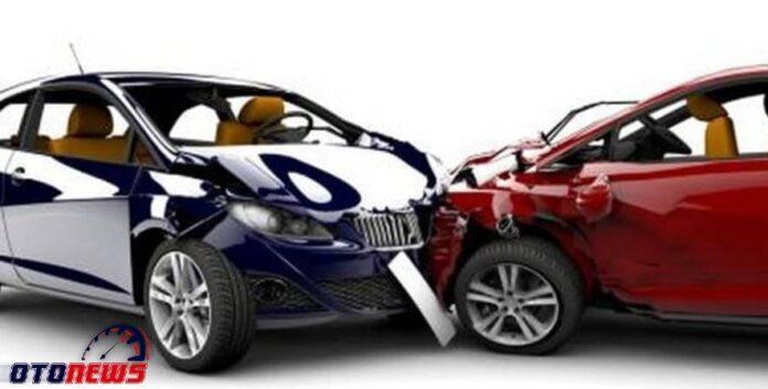ciri mobil bekas kecelakaan