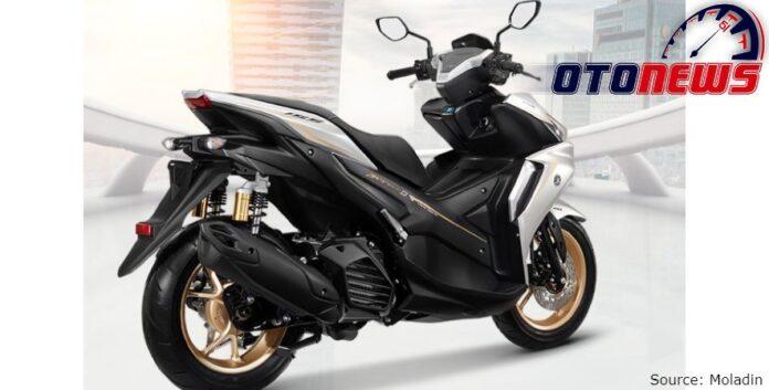 Yamaha Aerox 155 VVA